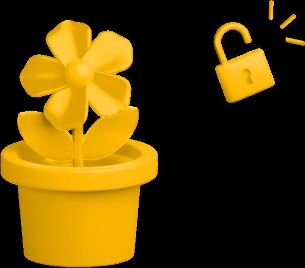 Flower unlock